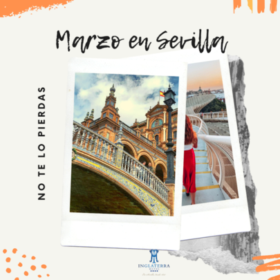Marzo en Sevilla Hotel Inglaterra